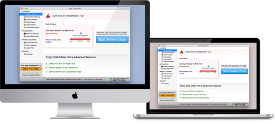 Disk Clean Pro Mac Review
