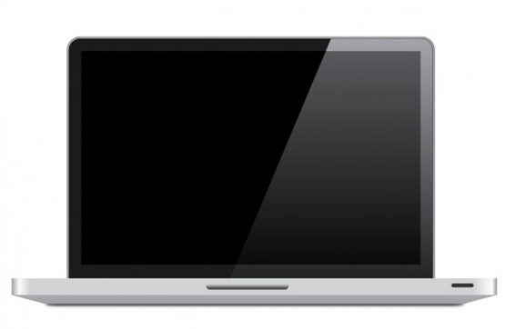 macbook pro black screen