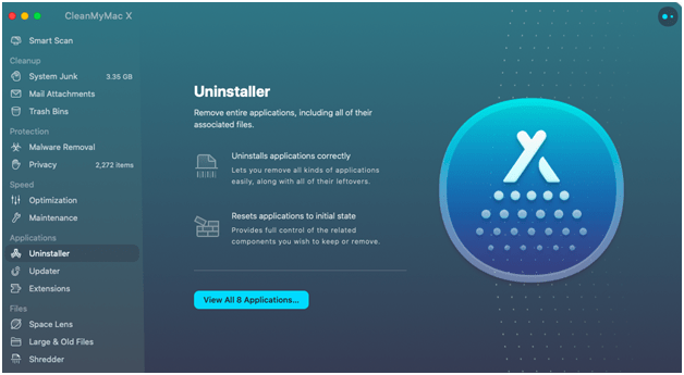 cleanmymac uninstaller