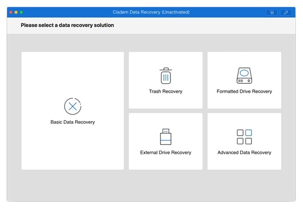 data recovery solution on mac